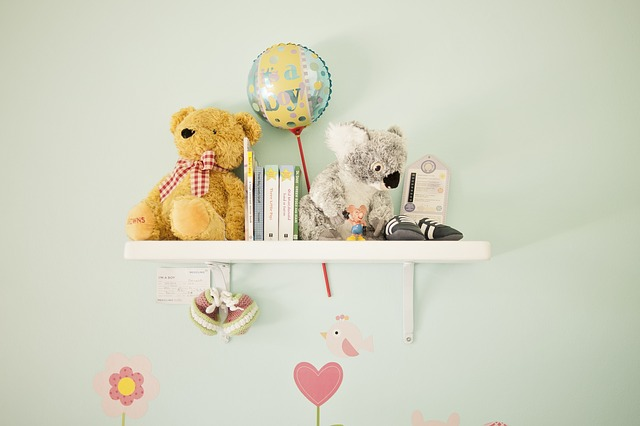 nursery-decoration-1963815 640 1